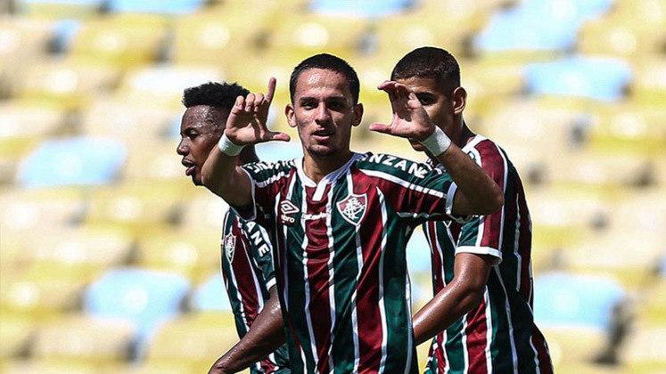 13º lugar - Fluminense: R$ 10 milhões faturados em patrocínios em 2020