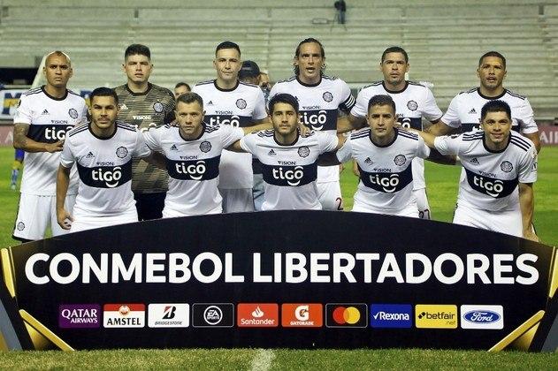 13 - Olimpia: no grupo G, o time tem valor de 18,58 milhões de euros (R$ 116,88 milhões)