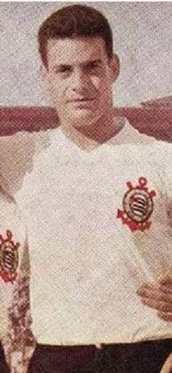 13) Roberto Belangero - lateral/volante uma passagem: 1947 a 1960 - 451 jogos