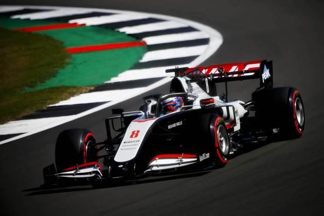 13) Romain Grosjean (Haas), 1min27s254