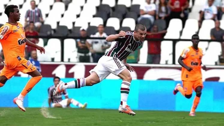 13. Wagner, dois gols (2013)