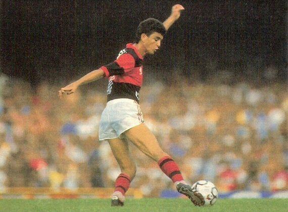 13/03/1985 - Flamengo 7 x 0 Santa Cruz - Gols do Flamengo: Marquinho(3), Chiquinho(2), Adílio e Bebeto