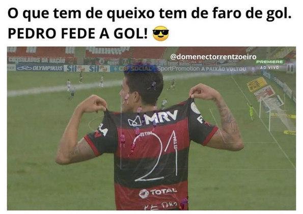 13/10/2020 (11ª rodada) - Flamengo 2 x 1 Goiás