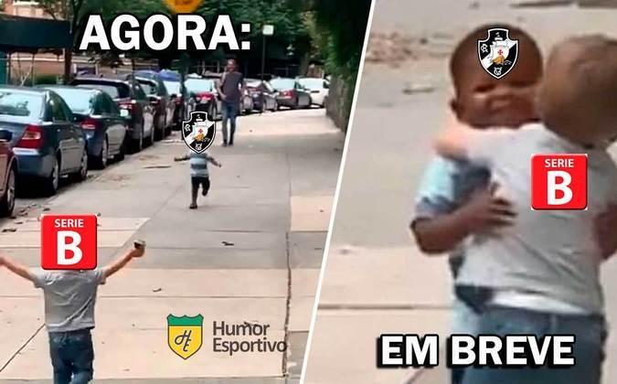13/12/2020 (25ª rodada) - Vasco 1 x 1 Fluminense