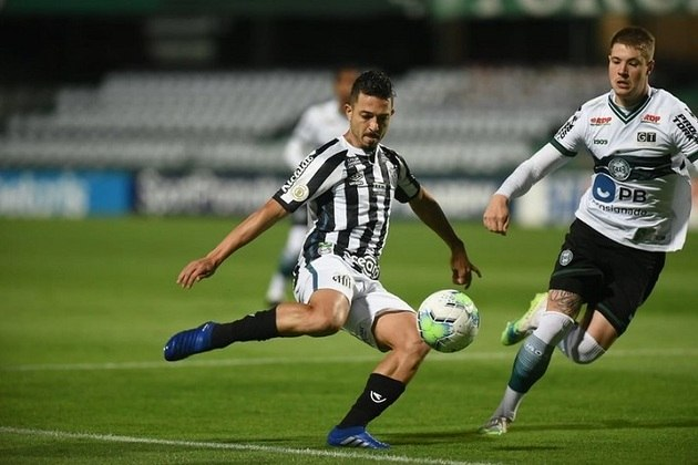 13/2 - 36ª rodada - Santos x Coritiba - Vila Belmiro
