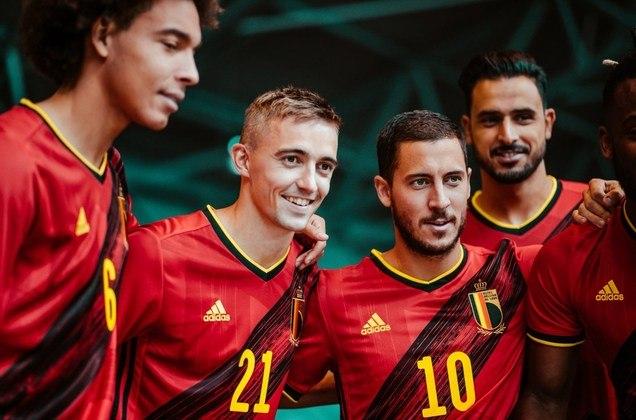 14) A Bélgica, que eliminou o Brasil na Copa da Rússia, em 2018, soma 3.176.822 inscritos.
