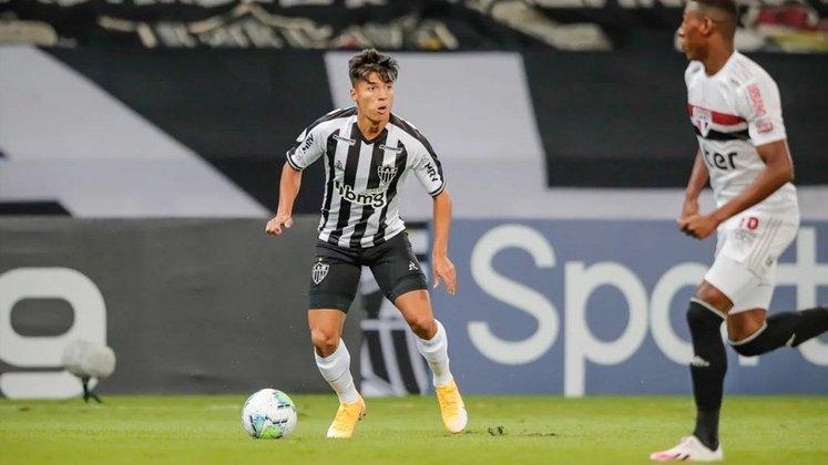 14° - Alan Franco (23 anos): Meio-campista - Valor de mercado: 3 milhões de euros (R$ 19,1 milhões) - Contrato até junho de 2024.