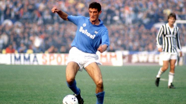 14º - Ciro Ferrara - 502 jogos - Clubes que defendeu na Itália: Napoli e Juventus