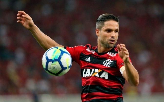 14º - Diego - Flamengo - 46 gols