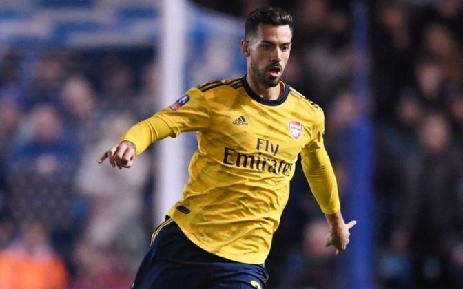 14- Em julho de 2020, o Arsenal contratou o zagueiro espanhol Pablo Mari, que estava no Flamengo, por 16 milhões de euros