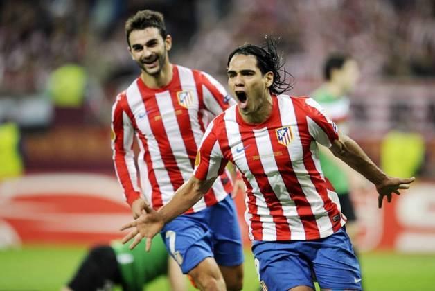 14º - Falcão Garcia - Colômbia - 13 gols