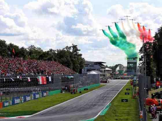 14 - GP da Itália - Monza - 12 de Setembro.