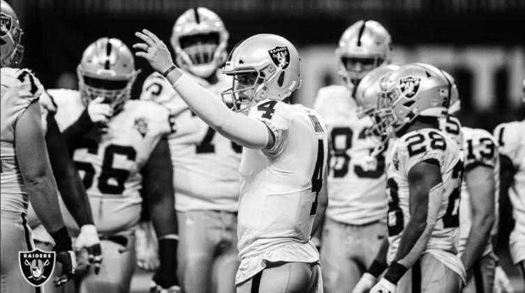 14º Las Vegas Raiders: Parece que o time subiu no salto após ser o maior desafio que o Chiefs enfrentou em 2020. A derrota para os Falcons serviu para trazer o time de volta à terra.