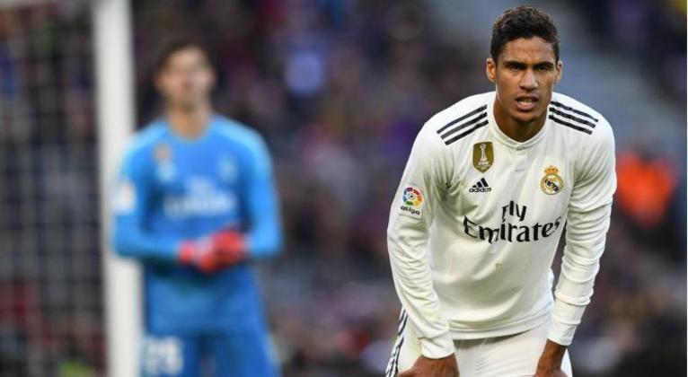 14º Lens - O zagueiro Varane, destaque do Real Madrid, é cria do Lens