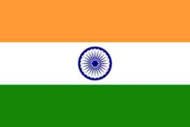 14º - lugar – Índia: 2 pontos (ouro: 0 / prata: 1 / bronze: 0)