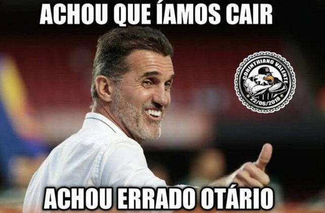 14. MANCINISMO: a contratação de Vágner Mancini gerou críticas dos torcedores do Corinthians. A situação se inverteu quando o treinador conduziu o clube para longe da zona de rebaixamento e deu origem ao 'Mancinismo'. Porém, a confiança da Fiel diminuiu após os últimos tropeços do time