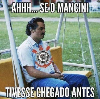 14. MANCINISMO: muitos torcedores corintianos a sonharam alto no Brasileirão