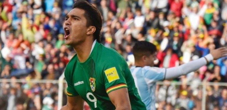 14º - Marcelo Moreno - Bolívia - 13 gols