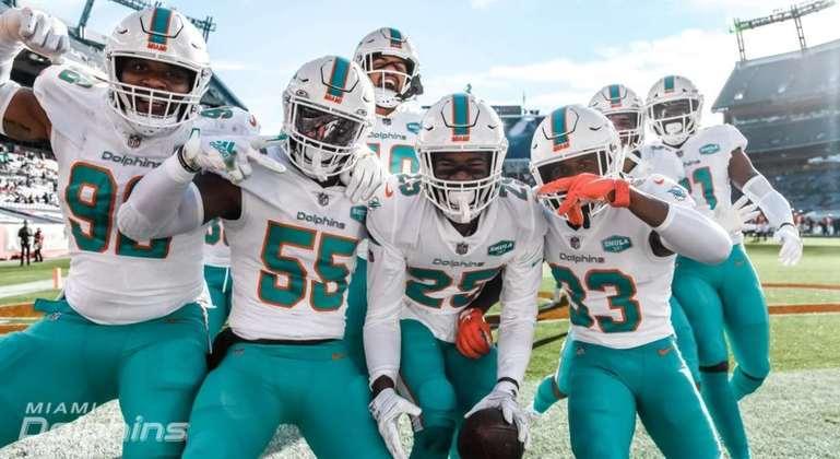 14º Miami Dolphins - Com Tua ainda se adaptando à NFL, o time sofreu um contratempo contra os Broncos. Agora, é hora do QB mostrar poder de reação.