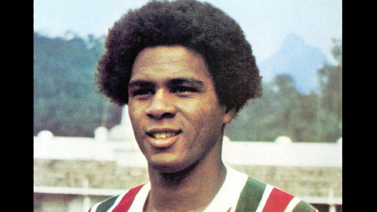 14 - Pintinho (1973 - 1985) - 380 jogos com a camisa do Fluminense.