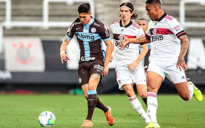 14ª rodada - Corinthians x Flamengo