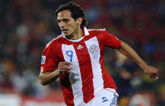 14º - Roque Santa Cruz - Paraguai - 13 gols