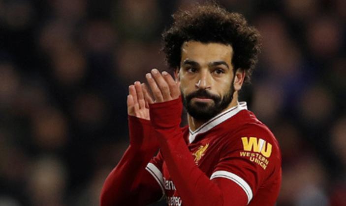14º - Salah - Liverpool-ING - 16 gols (32 pontos) - Salah é o artilheiro do Liverpool na magnífica campanha do time na Premier League - é o líder isolado com 82 pontos, 25 a mais que o Manchester City, vice líder.