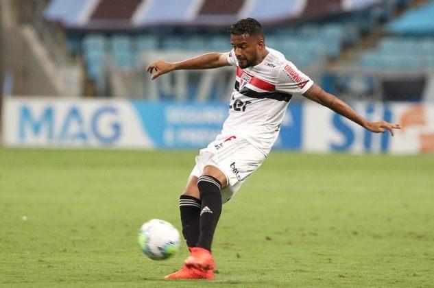 14º - São Paulo - duas vitórias, um empate e uma derrota - 7 pontos - 58,3% aproveitamento