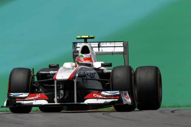 14º) Sergio Pérez fazia seu ano de estreia na categoria. Mexicano segue na F1 até hoje e busca uma vaga no grid para 2011