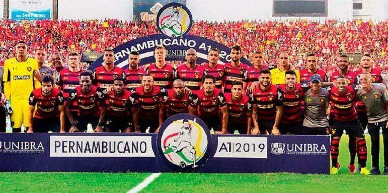 14° - Sport (2,42 milhões de torcedores) - Quatro títulos: Uma Copa do Nordeste (2014) e três estaduais (2014, 2017 e 2019).