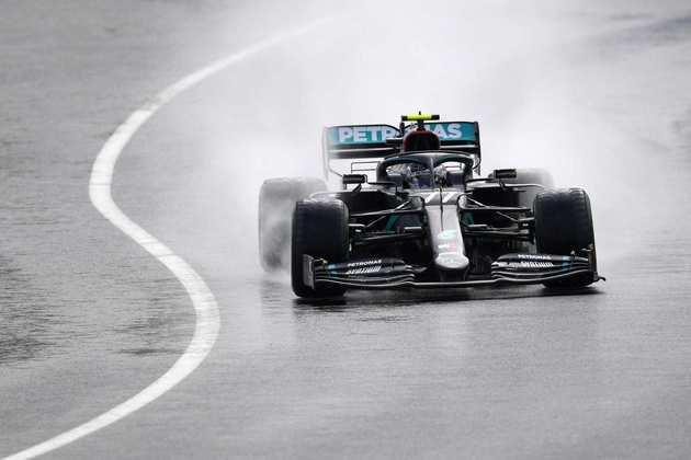 14 - Valtteri Bottas (Mercedes) - 0.33 - Uma das piores performances já vistas na história da F1.