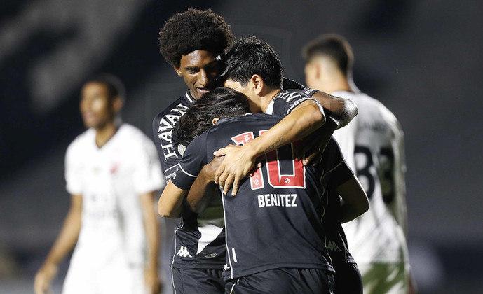 14º - Vasco 1x0 Athletico-PR - Campeonato Brasileiro 2020.