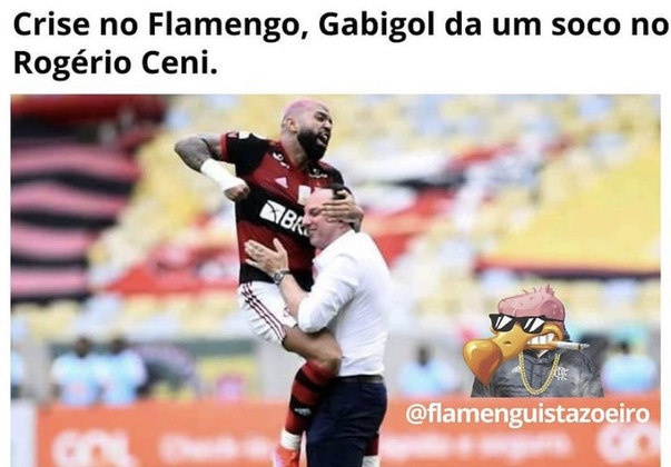 14/02/2021 (36ª rodada) - Flamengo 2 x 1 Corinthians