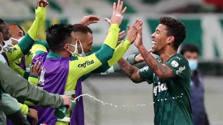 14/08 - 19h00 - Atlético-MG x Palmeiras - 16ª rodada Campeonato Brasileiro