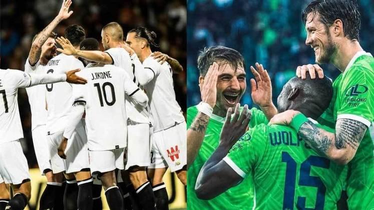 14/09 (terça-feira) - 16h - LILLE X WOLFSBURG - Surpresa do último campeonato francês, o Lille superou o PSG e levantou a taça da competição. Porém, a equipe faz um começo ruim na atual edição da liga francesa e está no 12° lugar, com cinco pontos em cinco jogos. O Wolfsburg está embalado: a equipe é líder da Bundesliga e tem 100% de aproveitamento (quatro jogos, quatro vitórias e 12 pontos), superando, até o momento, o Bayern de Munique, que está em segundo com dez pontos.