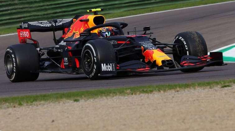 15º - Alex Albon (Red Bull) - 1.86: Rodou sozinho no fim e colocou a culpa em Sainz, que estava longe. O fim da passagem pela Red Bull está próximo