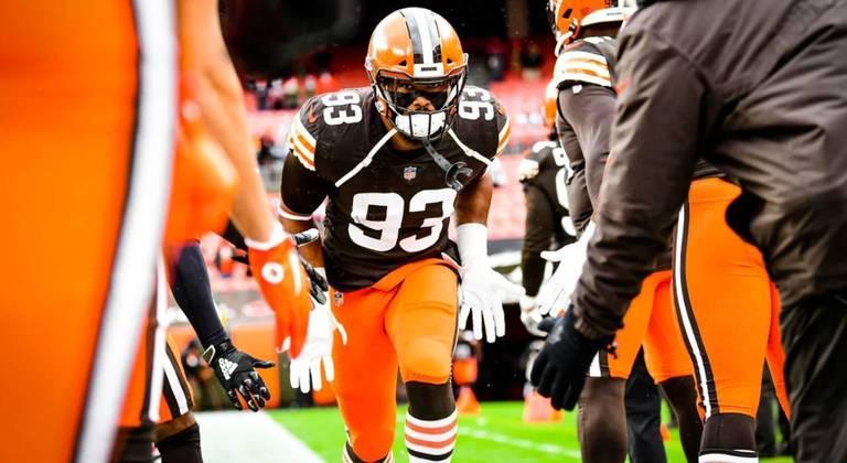 15º Cleveland Browns - O ataque que já sofria para embalar perdeu ainda mais força com a lesão de OBJ.
