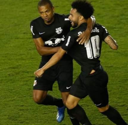 15º colocado – Red Bull Bragantino (23 pontos) – 0.025% de chance de título; 2.9% para vaga na Libertadores (G6); 26.7% de chances de rebaixamento.