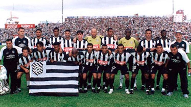15º - Figueirense: Campeonato Brasileiro 2003 - 1ª vitória nessa edição do Brasileirão: 8ª rodada, 3 a 0 diante do São Caetano.