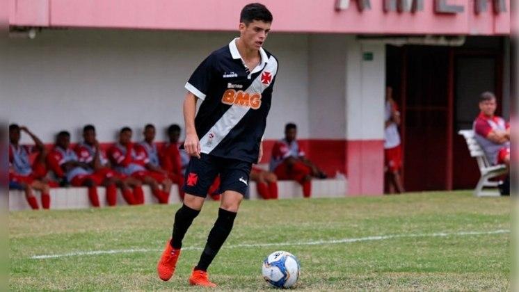 15º: Gabriel Pec (Vasco) - três pontos.