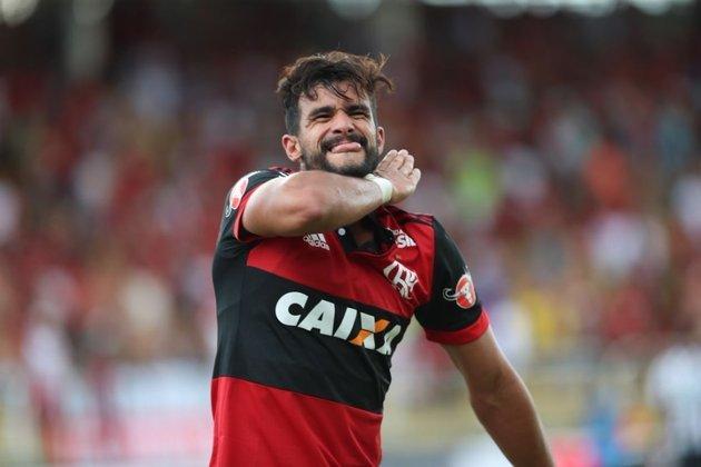 15º - Henrique Dourado - Valor: R$ 12.000.000,00 - Vendedor: Mirassol/Fluminense