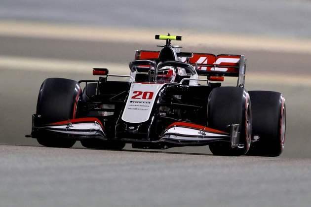 15º - Kevin Magnussen (Haas) - 2.83 - Não tinha muito o que fazer com a Haas.