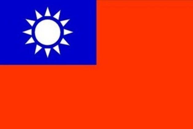 15º lugar - Taiwan: 10 pontos (ouro: 1 / prata: 2 / bronze: 3)