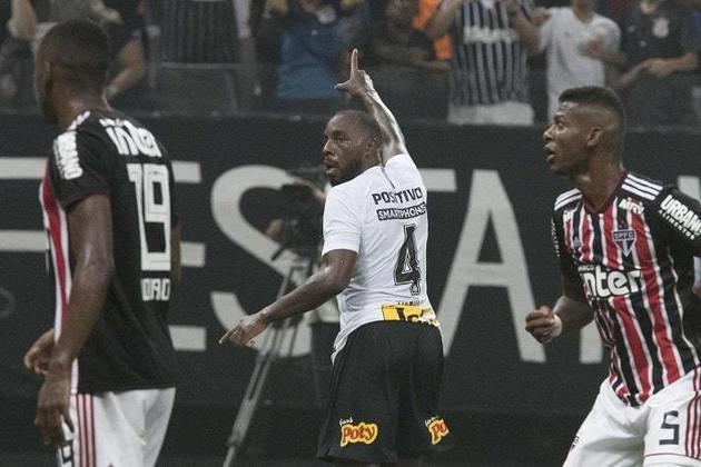 15) Manoel - 1 gol - marcou o primeiro gol da vitória por 2 a 1 na Fase de Grupos do Paulistão, em 17 de fevereiro de 2019.