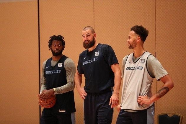 15- Memphis Grizzlies - O time estava caindo de produção quando a temporada foi suspensa, em 11 de março, por conta de várias contusões. Entretanto, esses lesionados estão prontos para voltar às quadras. A tabela não é muito favorável, mas seriam os mesmos adversários se os jogos não fossem interrompidos
