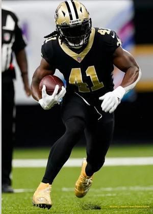 15° New Orleans Saints: Sem Michael Thomas, os Saints têm sofrido para vencer suas partidas. A esperança é que o retorno do WR seja a peça que faltava em Nova Orleans.