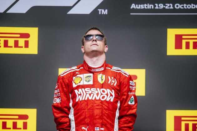 15º - O finlandês Kimi Räikkönen, com 21 vitórias