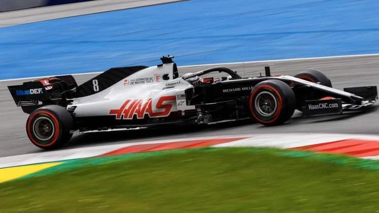 15) Romain Grosjean, 1min04s691