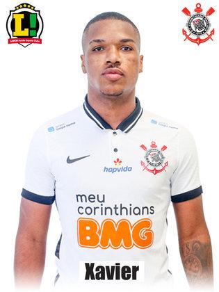 15) Xavier - 1 participação em gol (1 assistência)