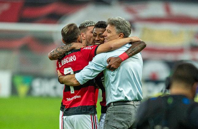 15/08 - 16h - Flamengo x Sport - 16ª rodada Campeonato Brasileiro